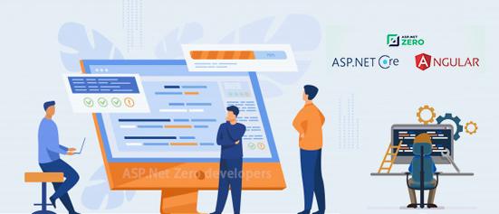 ASP.NET Zero Development Services - Hire ASP.NET Zero Developers